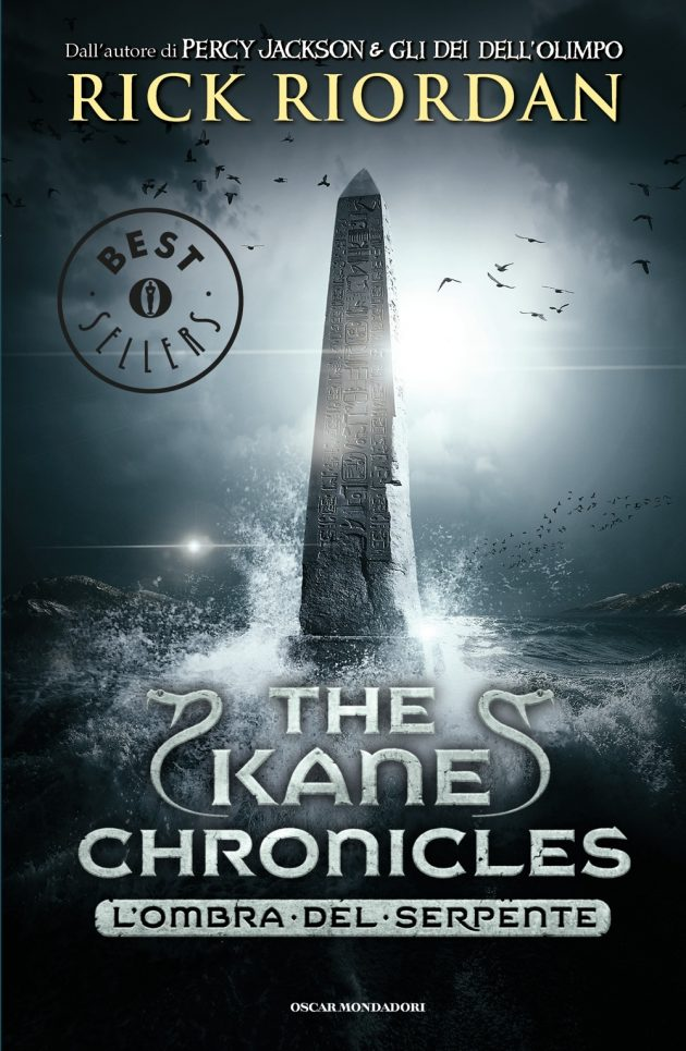 The Kane Chronicles – 3. L'ombra del serpente