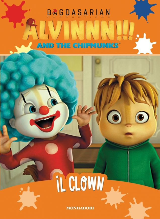 Alvinnn!!! - Il clown