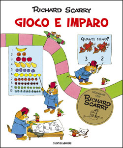 Gioco e imparo con Richard Scarry