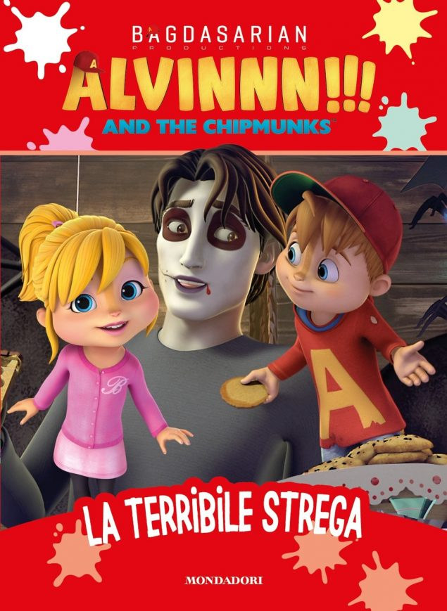 Alvinnn!!! e i Chipmunks. La terribile strega