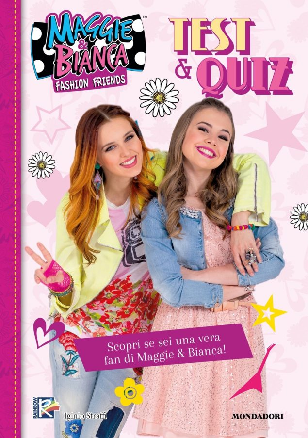 Maggie & Bianca Fashion Friends. Test e quiz