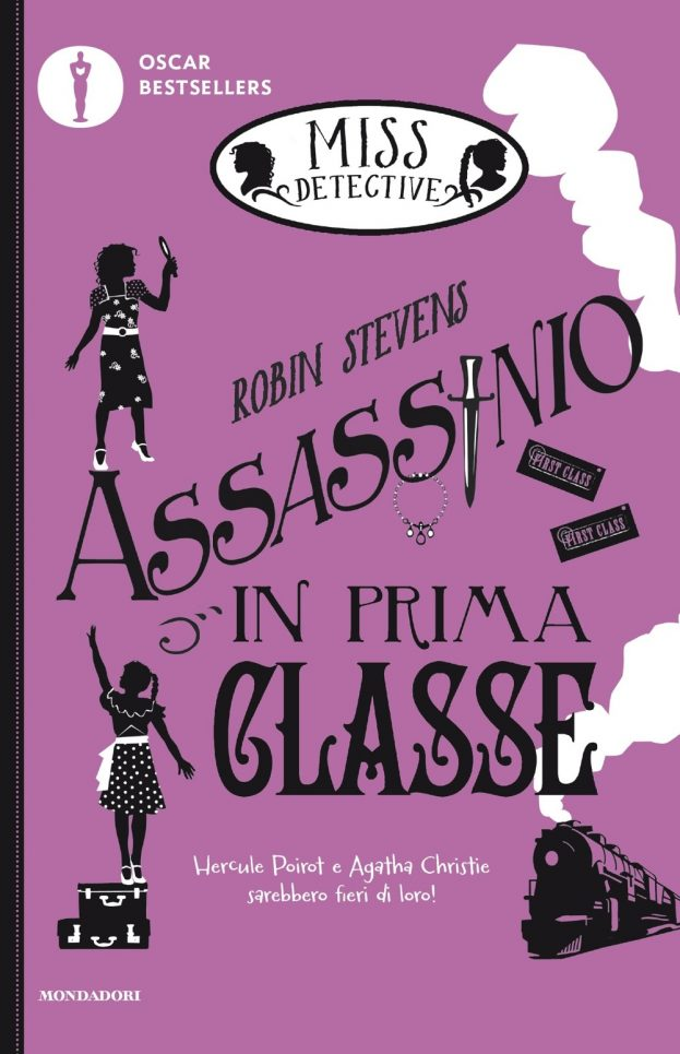 Miss Detective - 3. Assassinio in prima classe