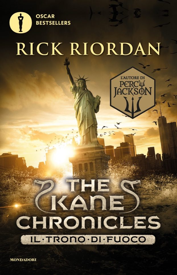 The Kane Chronicles - 2. Il trono di fuoco