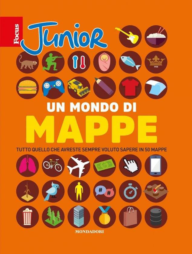 Focus Junior. Un mondo di mappe