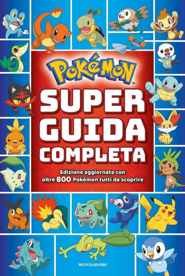 Pokemon- superguida completa