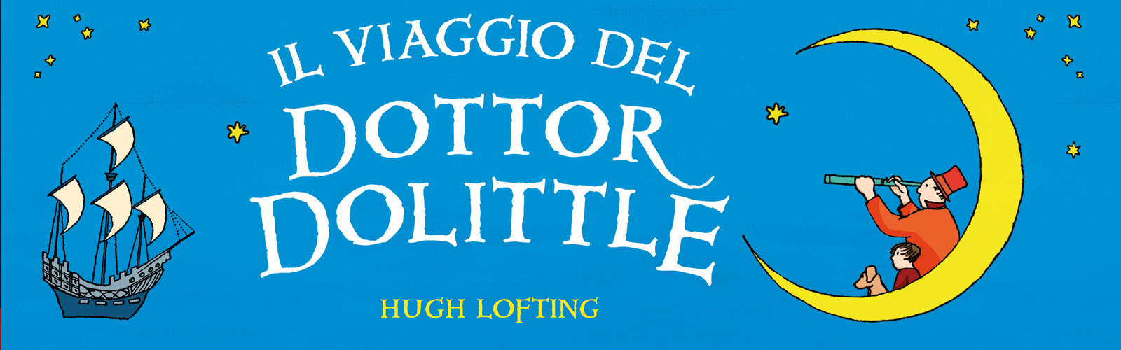 slider VIAGGIO DOTTOR DOLITTLE