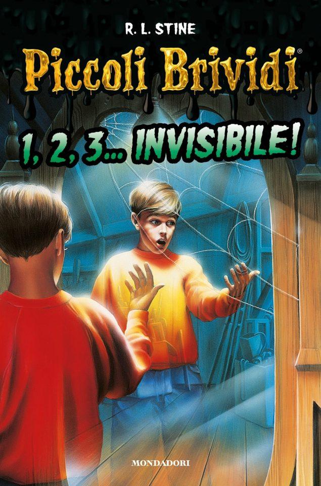1,2,3... invisibile!