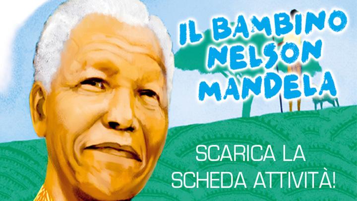 Il bambino Nelson Mandela