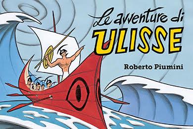 """""""Le avventure di Ulisse"""": le rime di Piumini per conoscere l'eroe greco"""