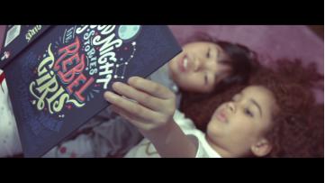 """""""Storie della buonanotte per bambine ribelli"""", il libro di successo"""