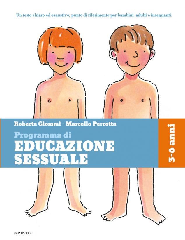 Programma di educazione sessuale 3-6 anni