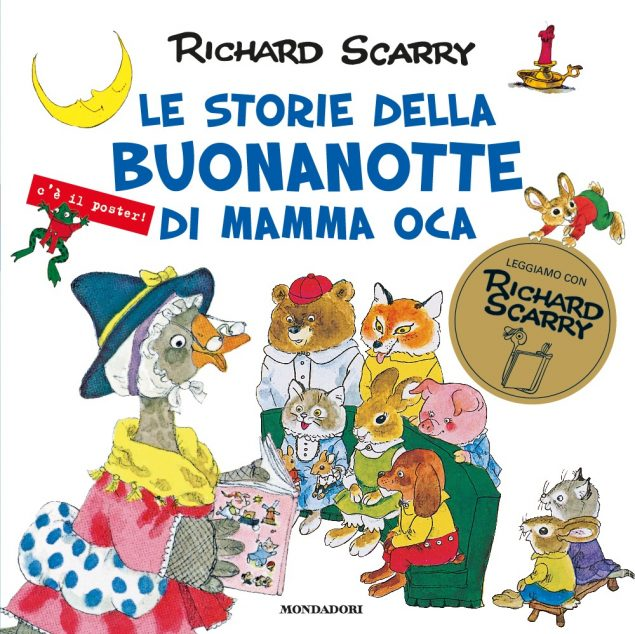 Le storie della buonanotte di Mamma Oca (libro + videocassetta)