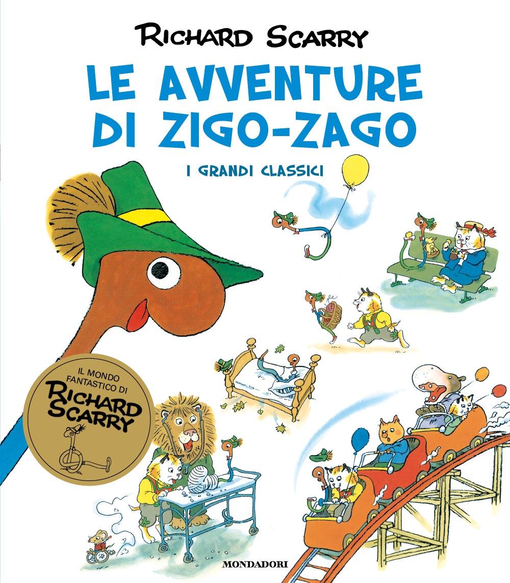 Le avventure di Zigo Zago - Ragazzi Mondadori