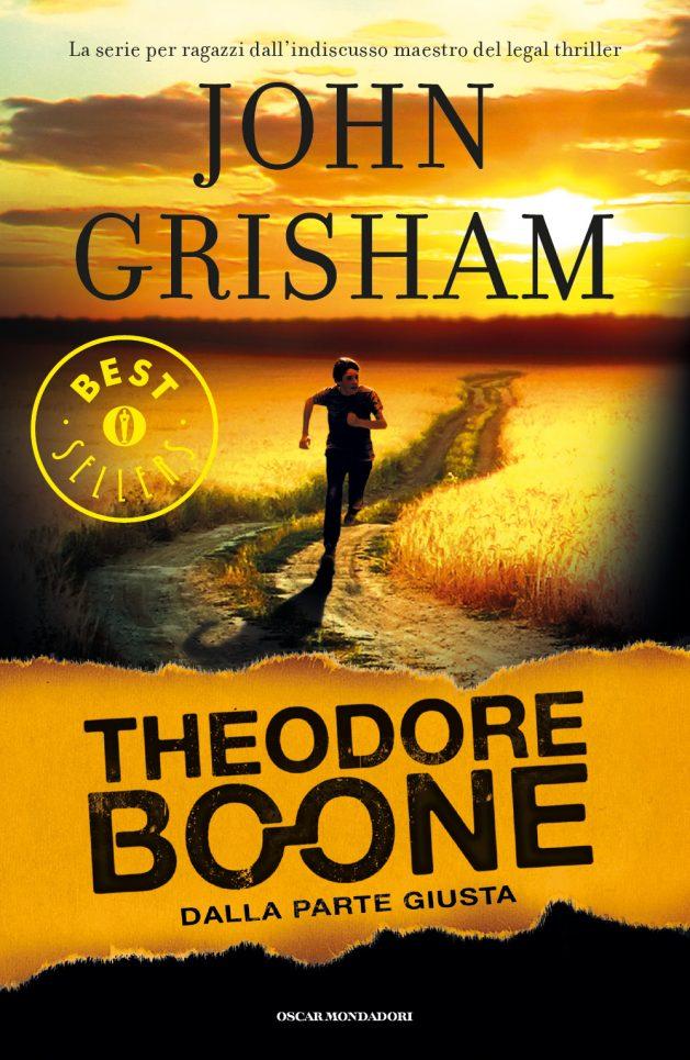 Theodore Boone 4 -  Dalla parte giusta