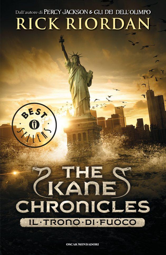 The Kane Chronicles - 2. Il trono di fuoco