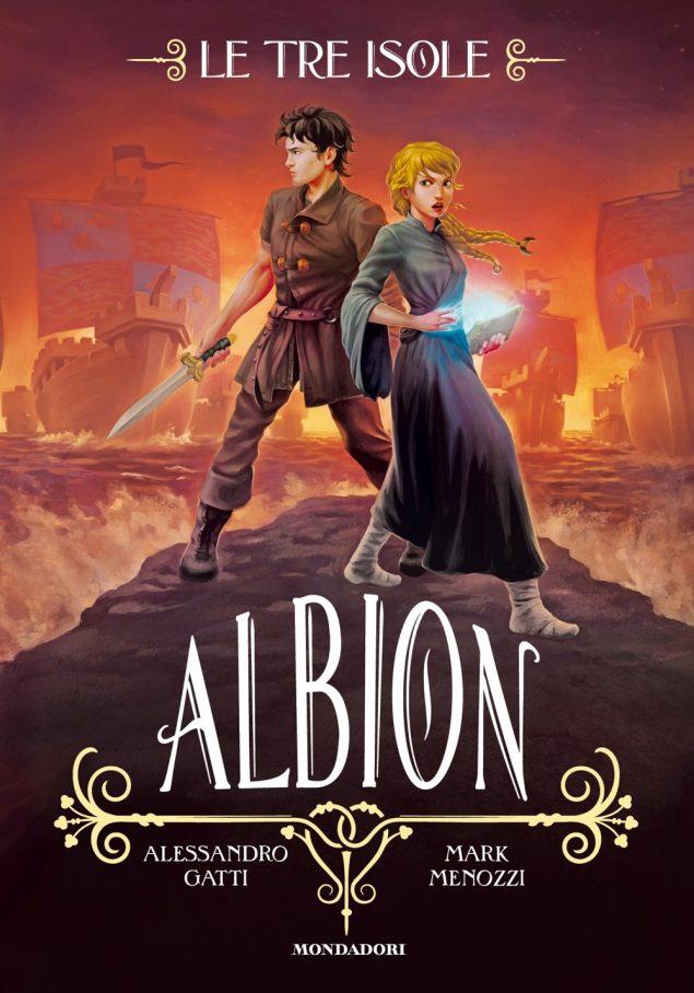 Le tre isole - 2. Albion