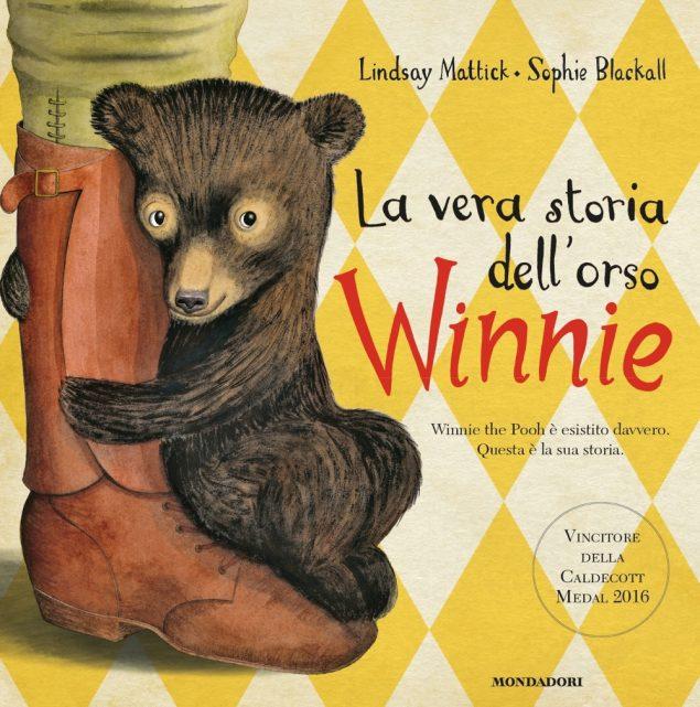 La vera storia dell'orso Winnie