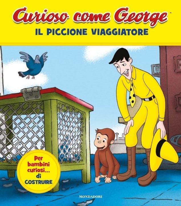Curioso come George - 1. Il piccione viaggiatore