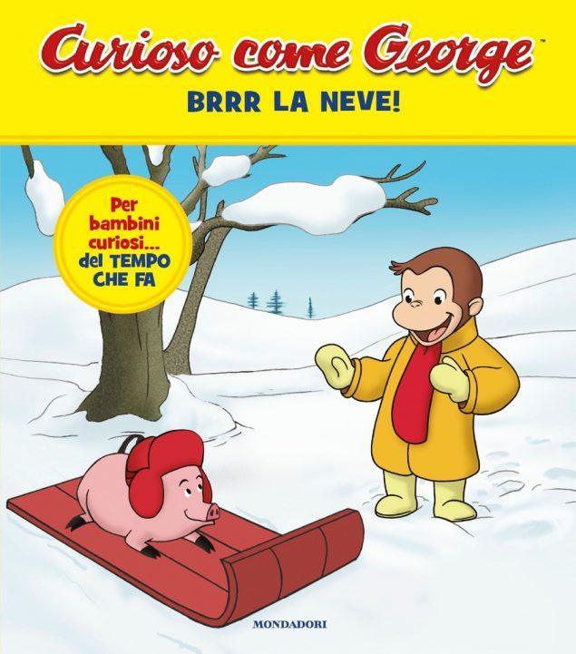 Curioso come George - 3. Brrr la neve!