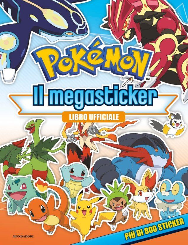Pokémon. Il megasticker