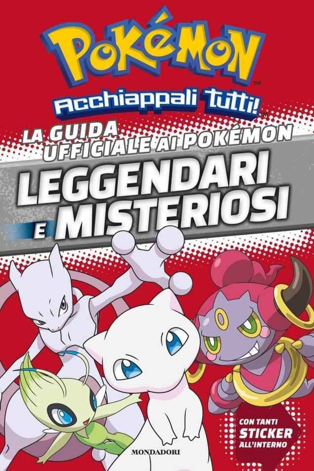 La guida ufficiale ai Pokémon Leggendari e Misteriosi