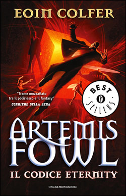 Artemis Fowl - 3.Il codice eternity