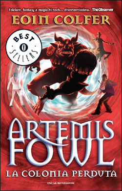Artemis Fowl - 5. La colonia perduta