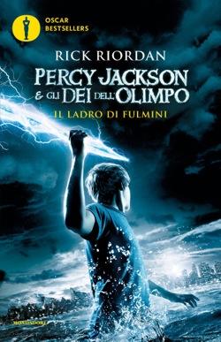 Percy Jackson e gli Dei dell'Olimpo -1. Il Ladro di Fulmini