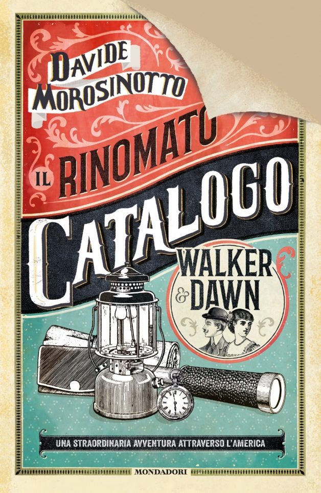 Il rinomato catalogo Walker & Dawn