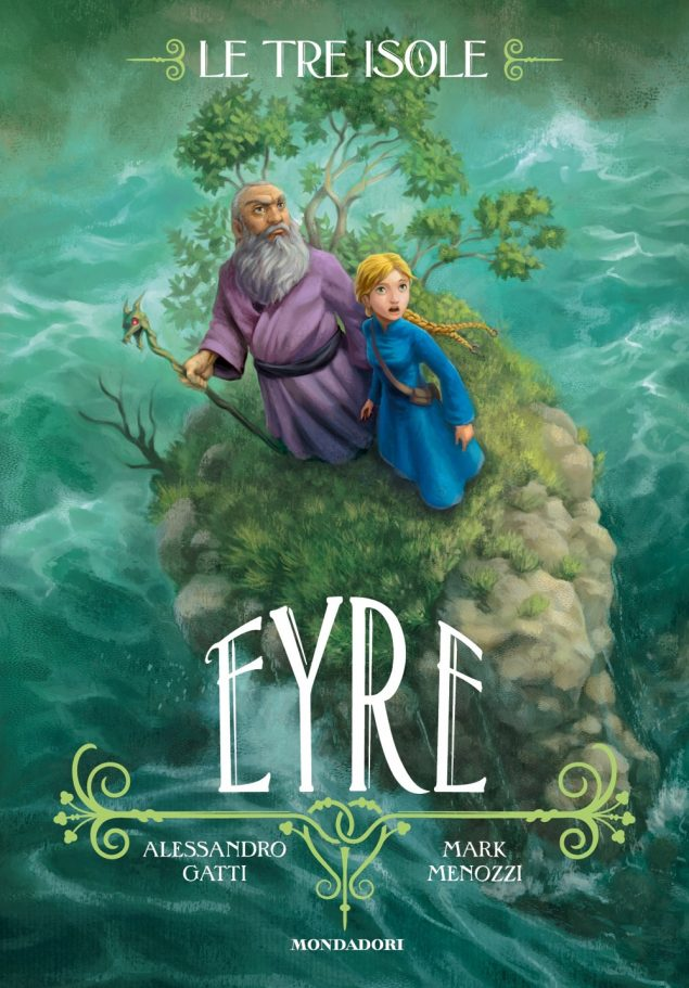 Le tre isole 3 - Eyre