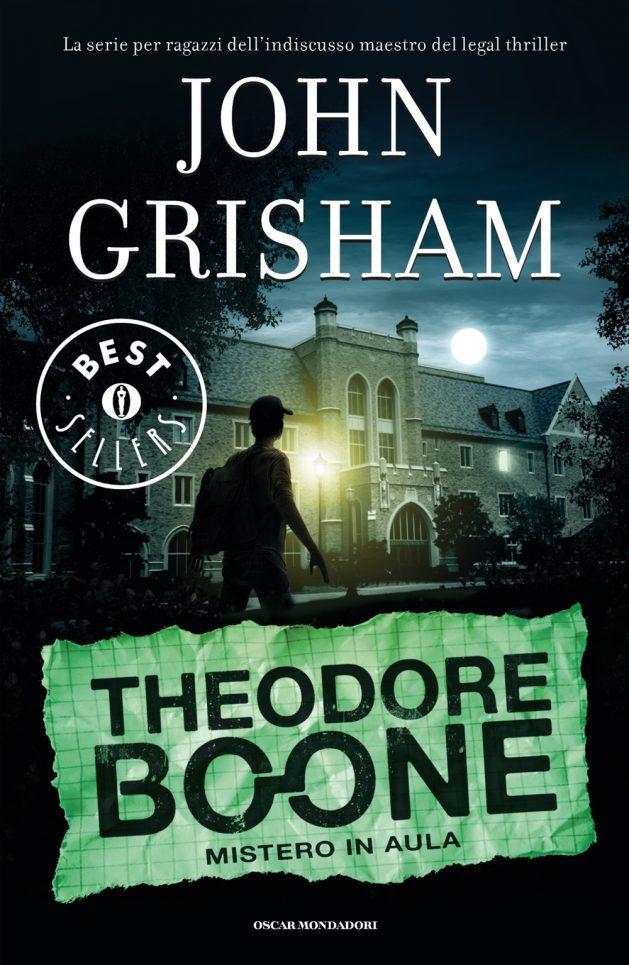 Theodore Boone - 6. Mistero in aula