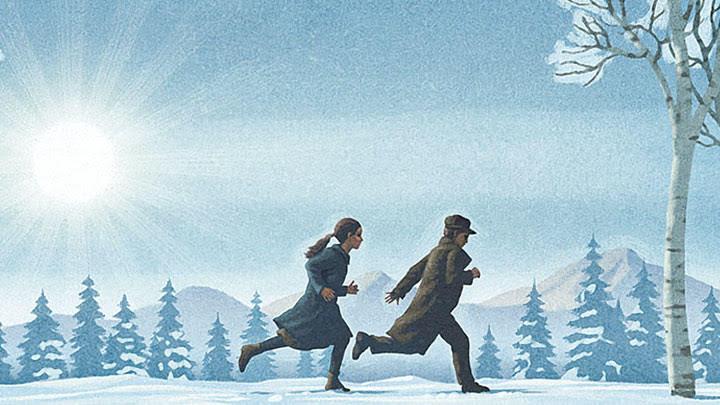 Morosinotto torna con un'avventura in Russia durante la Seconda Guerra Mondiale