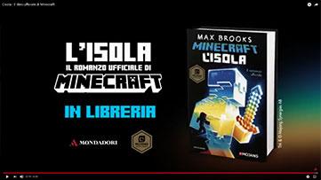L'isola - Il libro ufficiale di Minecraft