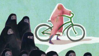 """La rivoluzione femminile de """"La bicicletta verde"""""""