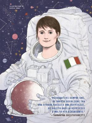10 - Samantha Cristoforetti