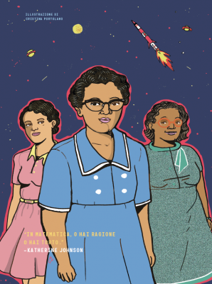 7 - Katherine Johnson