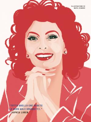 9 - Sophia Loren