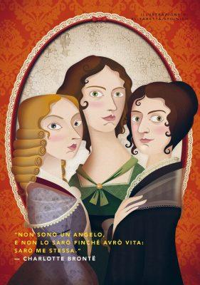 Cartolina 2 Rebel girls