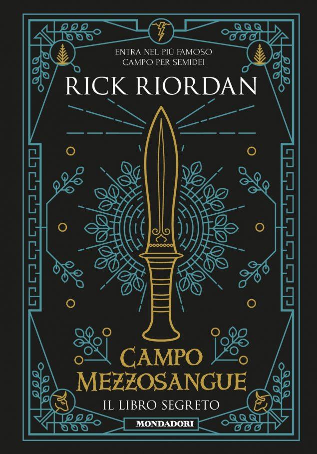 Campo Mezzosangue - Il libro segreto