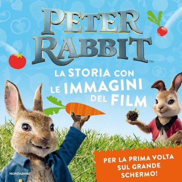Peter Rabbit - La storia con le immagini del film