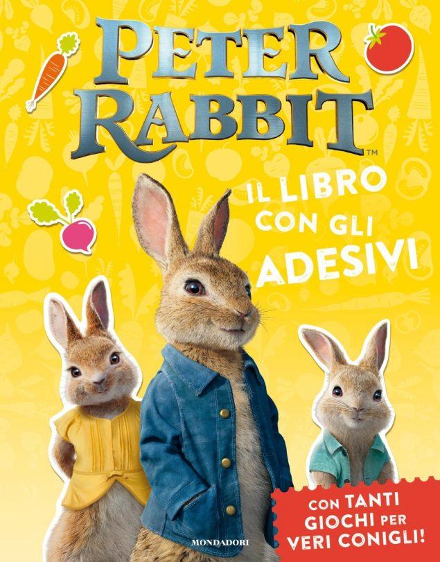 Peter Rabbit - Il libro con gli adesivi