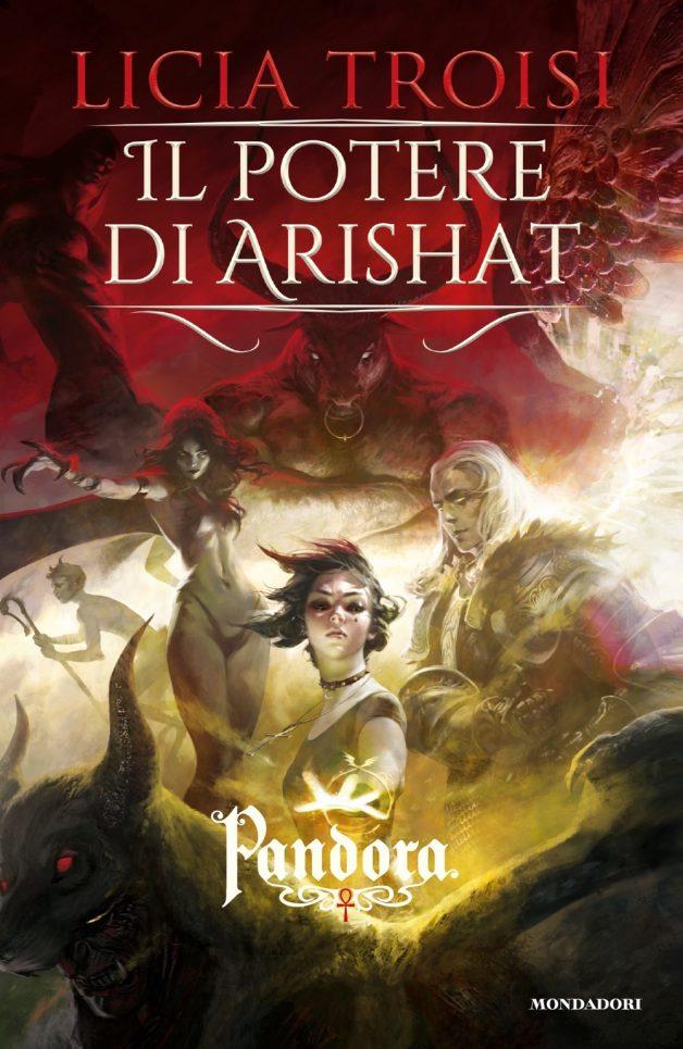Pandora - 4. Il potere di Arishat