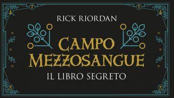 Campo Mezzosangue: torna Percy Jackson nelle librerie!