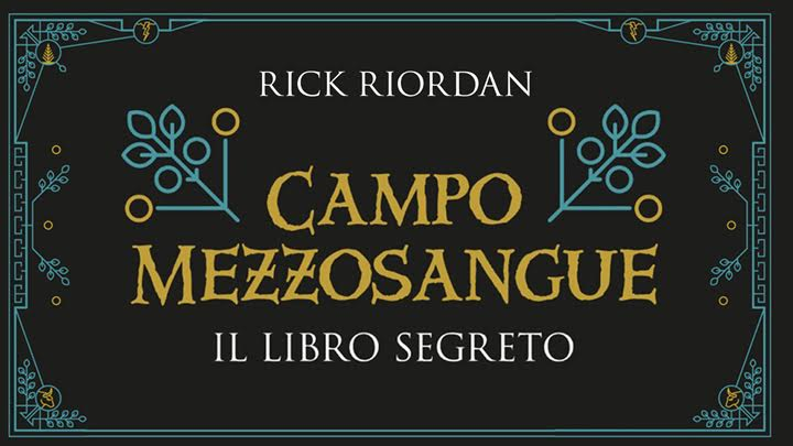 Il Libro Segreto Rick Riordan Pdf Ita