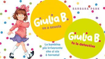 Giulia B. è tornata!