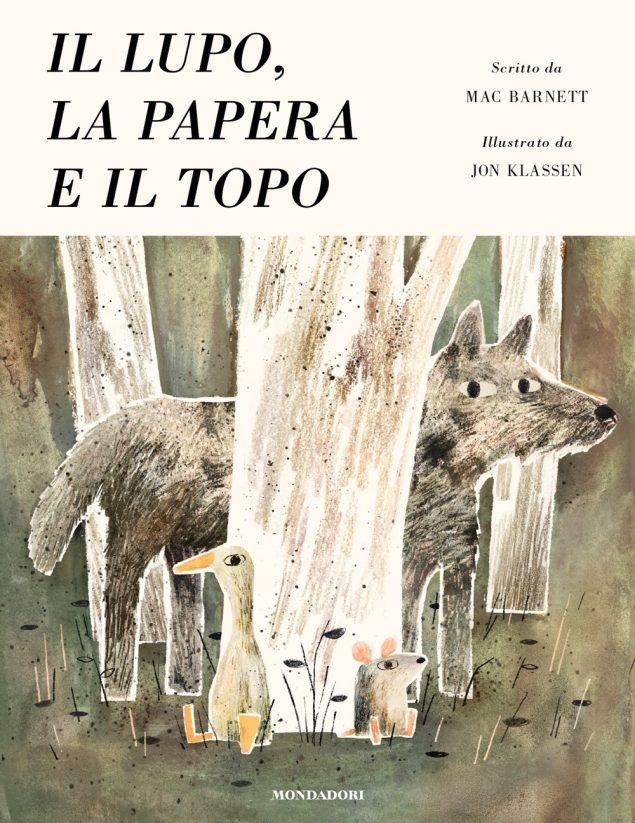 Il lupo, la papera e il topo