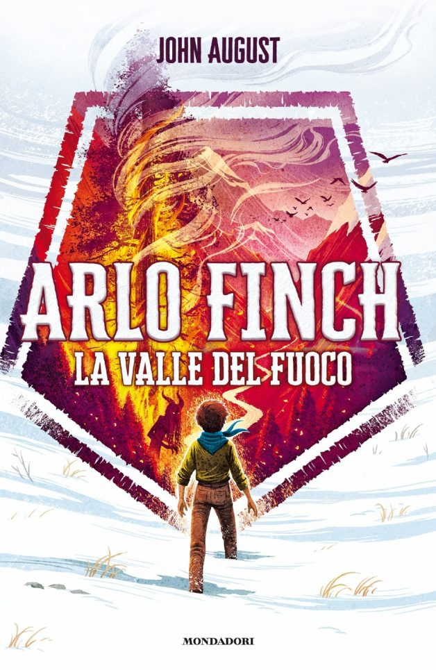 Arlo Finch - La Valle del Fuoco