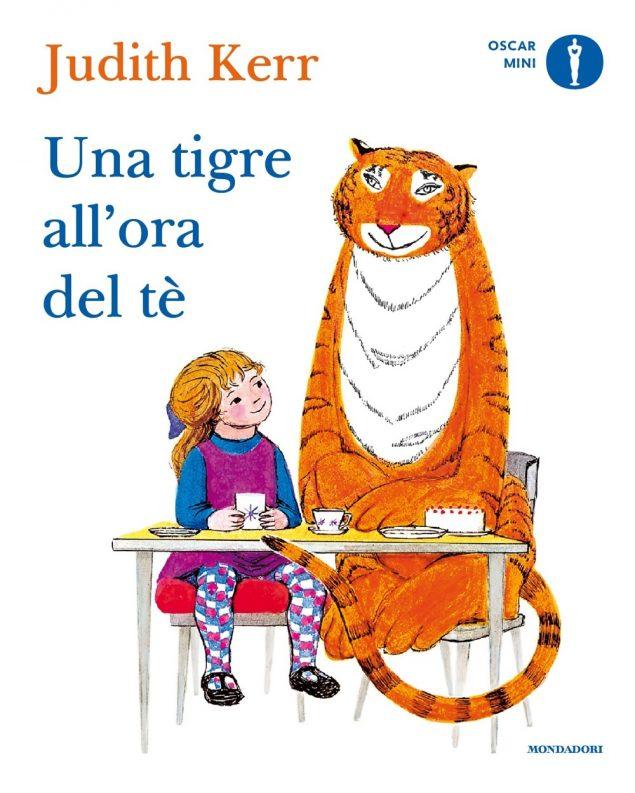 Una tigre all'ora del tè