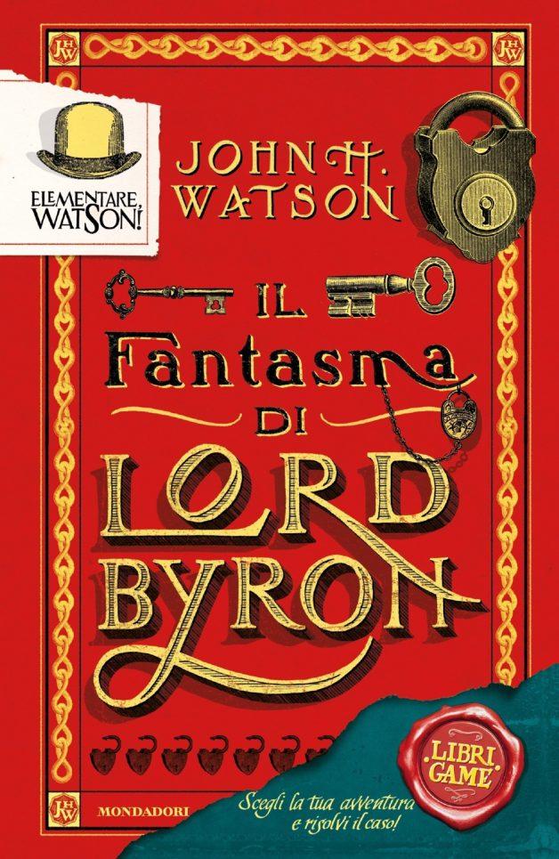 Elementare Watson! - 1. Il fantasma di Lord Byron