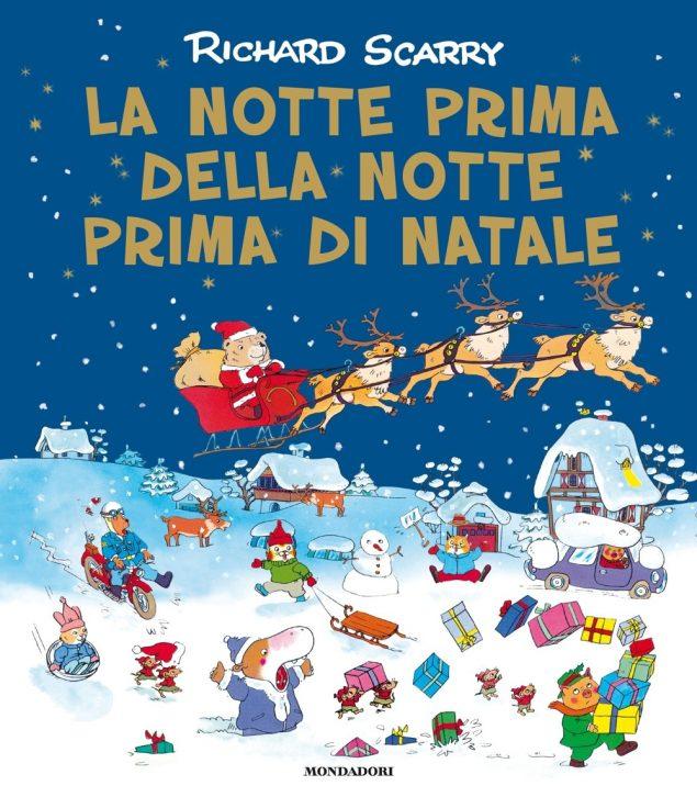 La Notte Di Natale.La Notte Prima Della Notte Prima Di Natale Ragazzi Mondadori